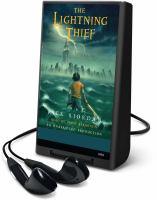 Percy Jackson & the Olympians  bk 1, The Lightning thief